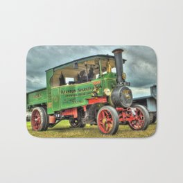 Foden Steam Wagon Bath Mat