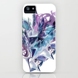 Liquid Crystal iPhone Case