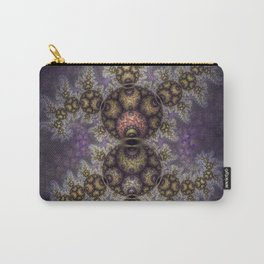 Magic in the air, fractal pattern abstract Carry-All Pouch
