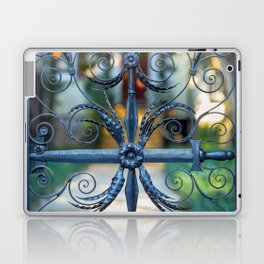 Sword Gate Laptop & iPad Skin
