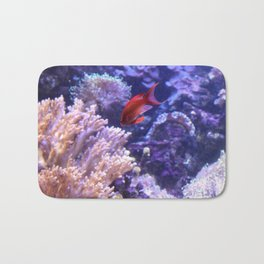 Lonely Fish Bath Mat