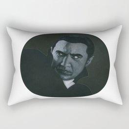 Bram Stoker's Dracula on vinyl record print Rectangular Pillow