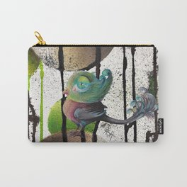 snotty pompbird Carry-All Pouch