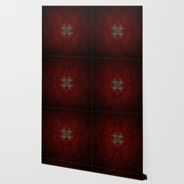Decorative celtic knot Wallpaper