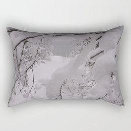 After the Fall Rectangular Pillow