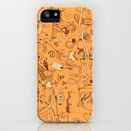 Illustra iPhone Case