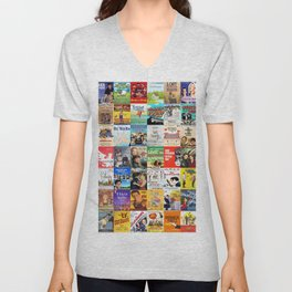 Neil Simon Plays Unisex V-Neck