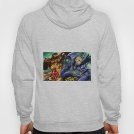 The Fantastic Four Hoody