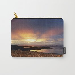 Seaweed Sunset Carry-All Pouch