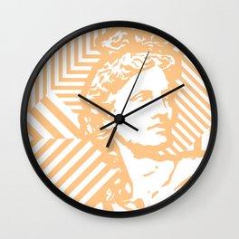 Gods Geometric - Apollo Wall Clock