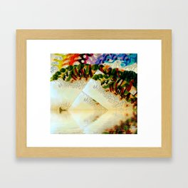 Opera in the Park Framed Art Print