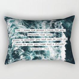Jeremiah Ocean Rectangular Pillow
