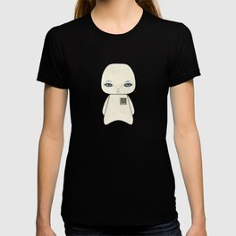 A Boy - self-portrait  T-shirt