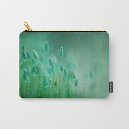 green microcosmos Carry-All Pouch