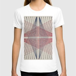 Blue and Red T-shirt