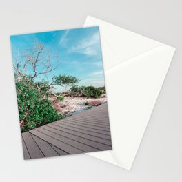 Beach Walkway Stationery Cards