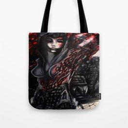 Jaded Art Tote Bag