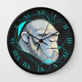 Ape Introspection Wall Clock