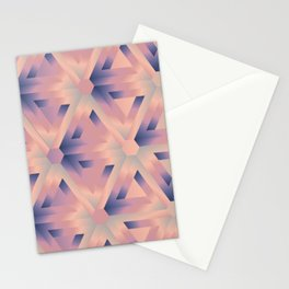 Impossible triangles Optical illusion Stationery Cards
