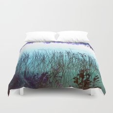 Reflective Tranquility Duvet Cover