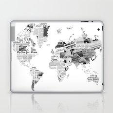 World News Laptop & iPad Skin