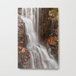 Avalon Falls Metal Print