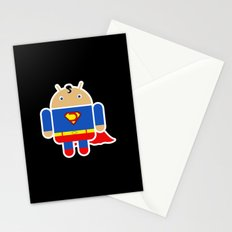 Super Droid Stationery Cards