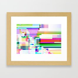 port3x4ax8a Framed Art Print