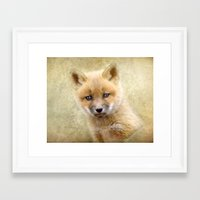 watch Framed Art Prints featuring Watch  by Lee-Anne Carver
