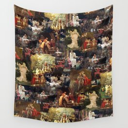 Arthurian Romances Wall Tapestry