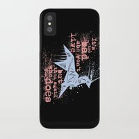 blade runner iPhone & iPod Cases featuring Blade Runner Unicorn by Joe Badon