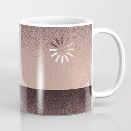 Waiting for the Sun Coffee Mug