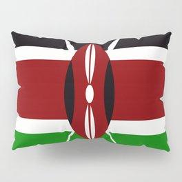 Flag of Kenya Pillow Sham