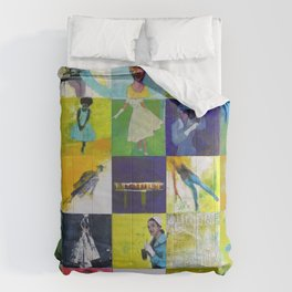 Dont worry its only a recession Comforters