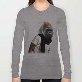 The Model Silverback Long Sleeve T-shirt