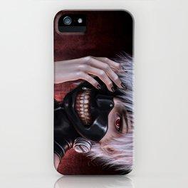 Ken Kaneki iPhone Case