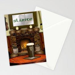 Irish Pub Stationery Cards