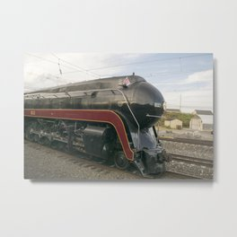 Strasburg Railroad Series 17 Metal Print