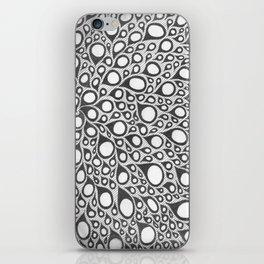 Ghost Lights iPhone Skin