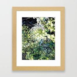 Green Lantern  Framed Art Print