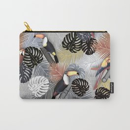 Tropical Birds Carry-All Pouch