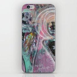Moon Dancer iPhone Skin