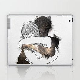 I would keep you forever (GOLD). Laptop & iPad Skin