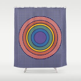 Recurring thought 2 Shower Curtain