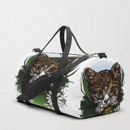 Calico Kitty Duffle Bag