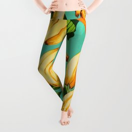 If you like fruit, eat it all Leggings