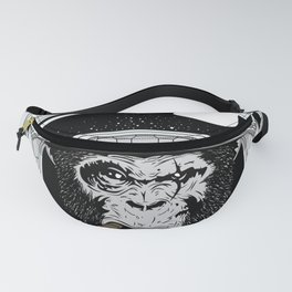 Space Ape Fanny Pack