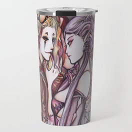 Devil & Jester Travel Mug