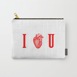 I - Heart - U Carry-All Pouch