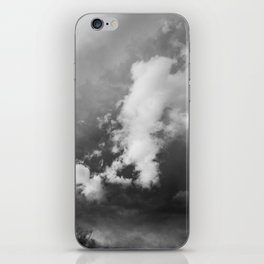 Storm Clouds Photography   Skyscape   Waterton iPhone Skin